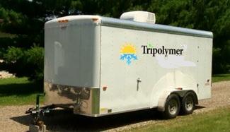 Tripolymer-trailer